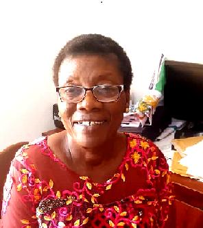 Joyce B Kamara